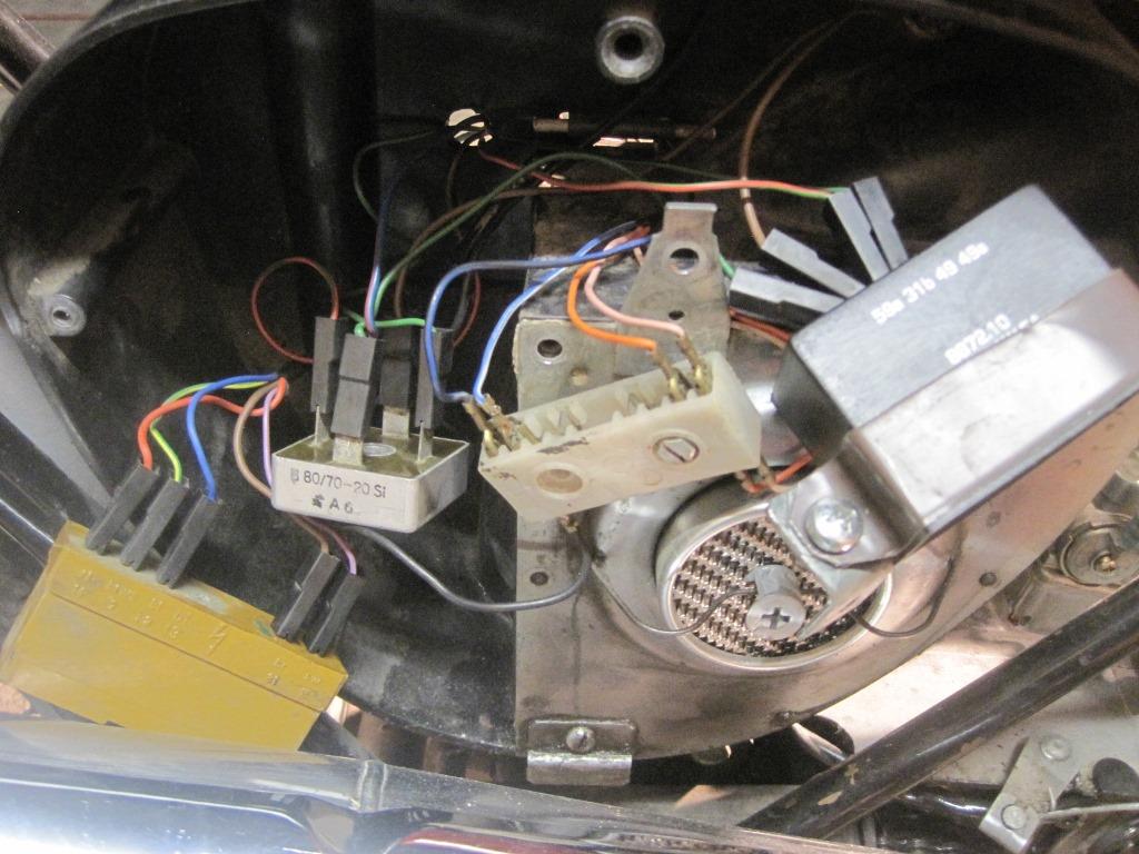 Schaltplan S51 Elektronik 12v Elba - Wiring Diagram