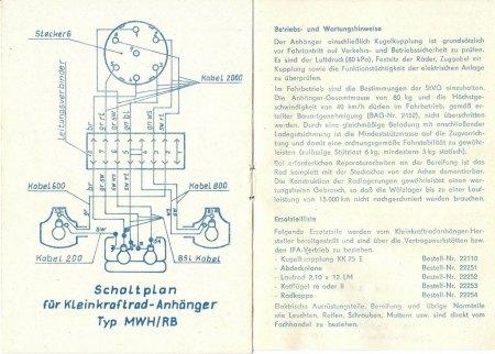 Fantastisch Anhänger Elektrische Stecker Galerie - Der Schaltplan ...