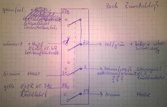 Großartig Wie Man Den Schaltplan Des Universellen Zündschalters ...